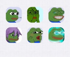sad frog 悲伤蛙